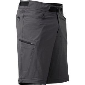NRS M's Guides Shorts Gunmetal
